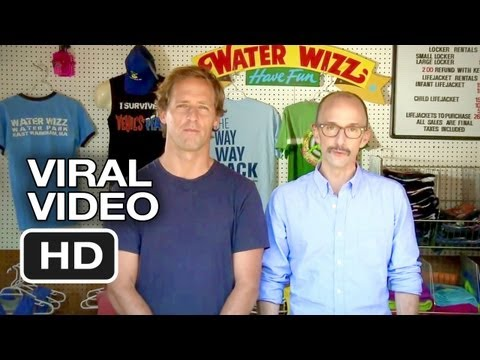 The Way, Way Back Viral Video – Cast Of Community (2013) – Steve Carell Movie HD