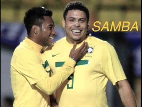 Ronaldinho ● Robinho ● Ronaldo ● Kaka - Generation Samba Brazil - Hd part 1 video