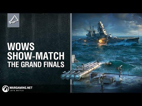 WoWs Show-Match the Grand Finals