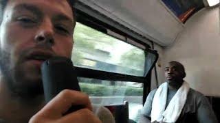 Hampton Brandon Picks a Fight On The Bus w/ Text To Speech