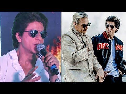 Shahrukh Khan Talks About Diplo Jab Harry Met Sejal's Song Phurrr