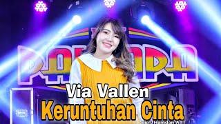 Download lagu Via Vallen feat New pallapa - Keruntuhan Cinta   