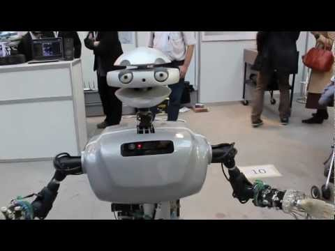 Robots on Tour - Zrich 2013