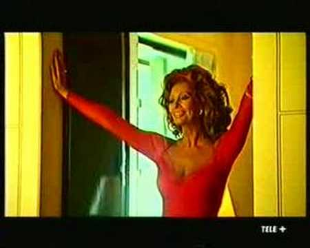Sophia Loren Photo Shooting Video