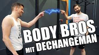 Warum ich Sport mache: Body Bros #1 mit deChangeman!