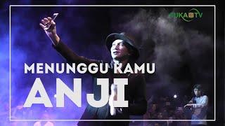 Anji - Menunggu Kamu (feat KI AGENG GANJUR) || Dies Natalis UINsk ke-67