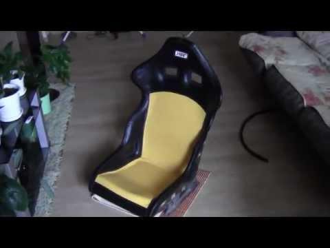 Изготовление сидений своими руками