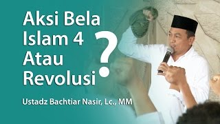 Spirit 212 : Aksi Bela Islam 4 Atau Revolusi?