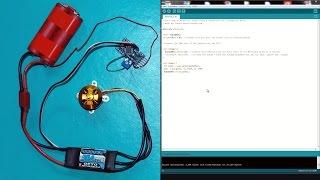 Arduino - ServoWriteMicroseconds