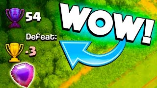 OMFG THIS CUP OFFER! - Clash of Clans - Raiding First Legends Player! Push to Legends EP2