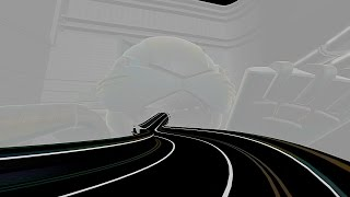 Wipeout HD - Zone - Ubermall Reverse (Old video)