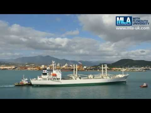 Study Maritime Operations with MLA and Videotel