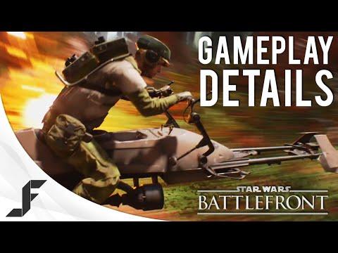 Star Wars Battlefront - New Gameplay Details