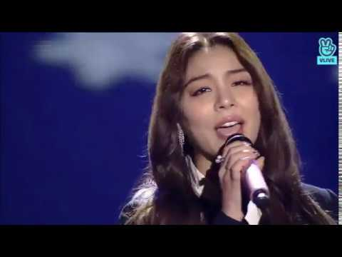 [SMA 2018] 180125 AILEE (에일리) 'I Will Go To You Like First Snow' - Seoul Music Awards 2018