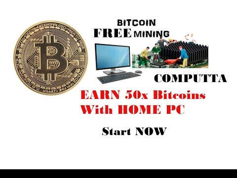 Windows 10 How to mine Bitcoin FREE Home PC 50x More $1800/mo