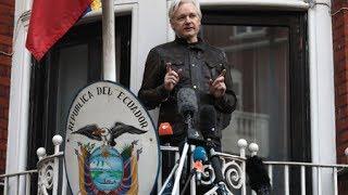 John Pilger: Julian Assange is Cleared of Rape Allegations, but Far From Free