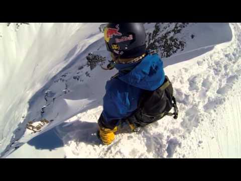 GoPro  Катание На Сноуборде В Горах