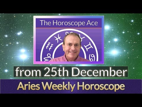 Aries Weekly Horoscope from 25th December 2017 - 1st January 2018