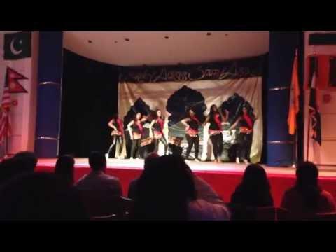Jawani Ranis at SASA 2014 CU Boulder!!