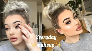Updated everyday makeup tutorial ✨