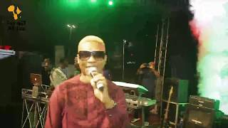 REMINISCE TOOK THE CROWD BY STORM AS HE PERFORMED @ ORIJIN NITE CONCERT