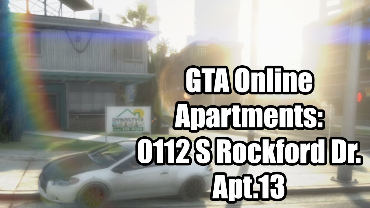 Gta online apartments the cheapest apartment 0112 s for Designer apartment gta 5