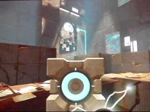 """Let's Play: Portal 2 Part 1 Chapter 1 """"The Courtesy Call"""""""