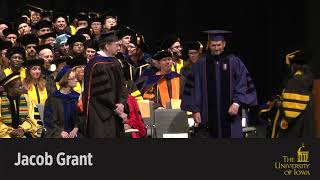 UI Graduate College Commencement (Doctoral) - May 11, 2018
