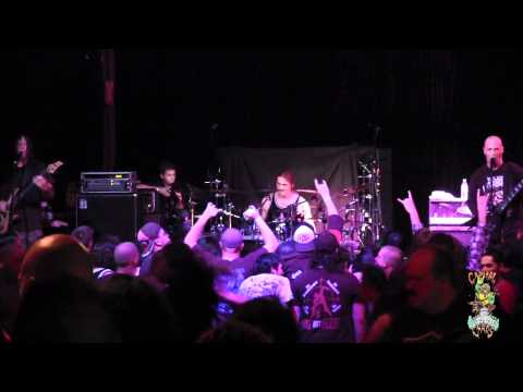 Dying Fetus - From Womb To Waste / One Shot, One Kill (Live @ Oakland, 2012)