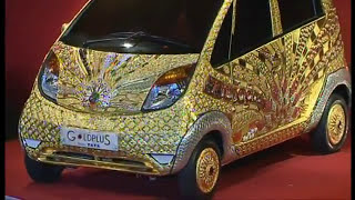 Gold Jewellery Car Tata Nano - TechRnD