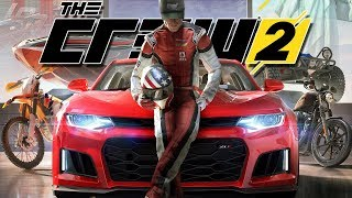 THE CREW 2 Part 1 - Willkommen zur MotorNation! | Lets Play The Crew 2