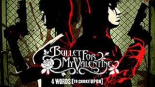 bullet for my valentine-spit you out