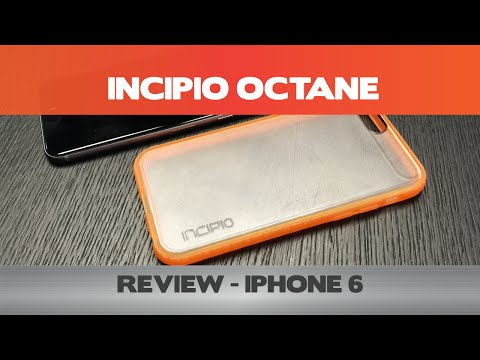 watch Incipio Octane  Iphone 6 video