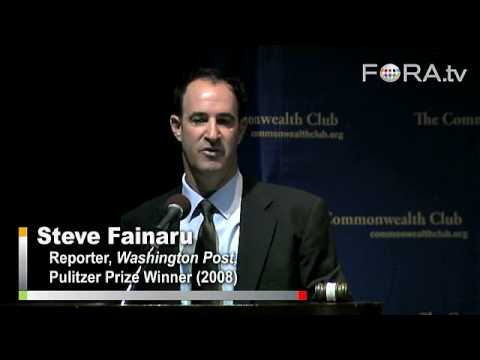 Blackwater and the Nisour Square Shootings - Steve Fainaru