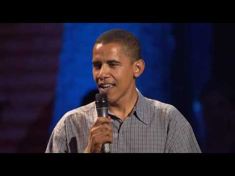 Barack Obama introduces Wilco - Airline to Heaven (Live at Farm Aid 2005)