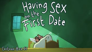 Having SEX on the First Date | Cartoon-Box 53