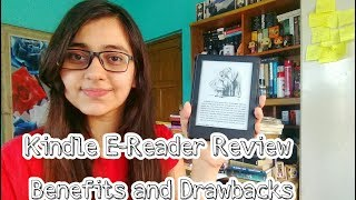 All-New Kindle E-Reader Review 2018 | Kindle Basic Review ( Starter Pack)