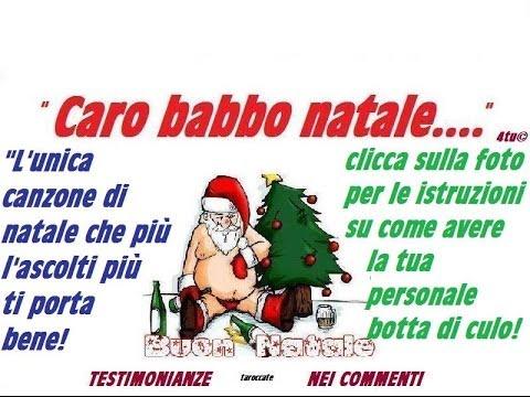 Canzoni di natale divertenti 2014 2015 caro babbo natale for Video divertenti di natale per whatsapp