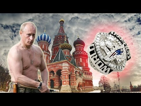 Vladimir Putin pocketed Patriots Super Bowl ring