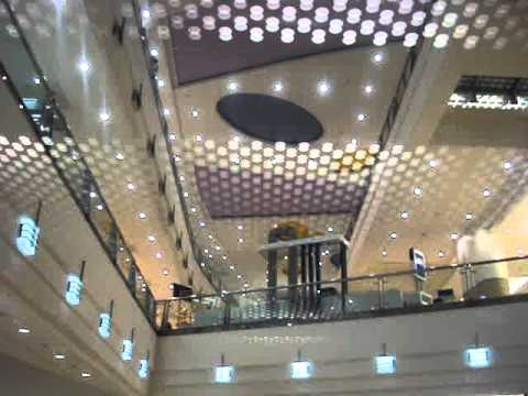 [15.11.2012] The elevators of Galaxy Mall's Extension, Surabaya :D (Retake 1)