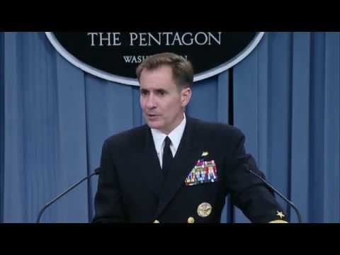 RADM Kirby. US Military Team in Ukraine (MH17) 05 Aug 2014