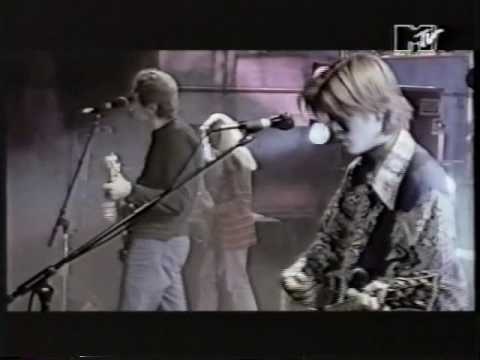 Smashing Pumpkins - 2- Rocket (live MTV Europe studios 10oct93)