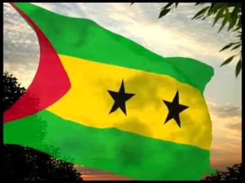 "São Tomé and Príncipe National Anthem ""Independência total"" Himno Nacional de Santo Tomé y Príncipe."