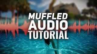 MUFFLED/UNDERWATER AUDIO EFFECT - HitFilm Pro Tutorial