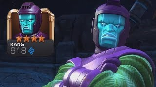 KANG REVIEW | MARVEL: Contest of Champions (iOS/Android)