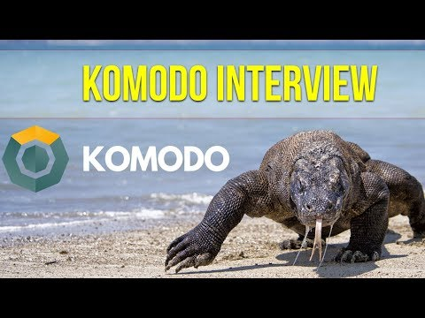 Komodo (KMD) Interview with Jason Brown & Cryptosomniac