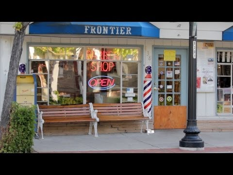 Frontier Barber Shop Danville, California