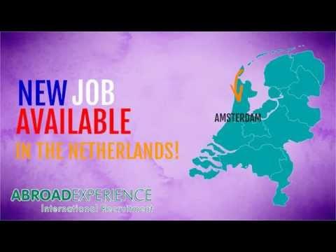 Jobs in the Netherlands . Accounts Rep German - Turkish