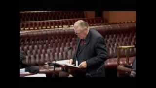 Hon. Rev Fred Nile speech in Parliament on Egypt and Copts