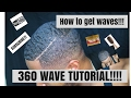 360 WAVE TUTORIAL | HOW TO GET WAVES FAST AND EASY!!